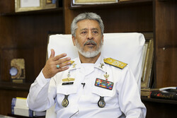 Iranian Army ready to counter any threat: Rear Admiral Sayyari