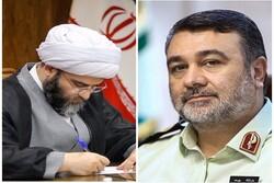 قدردانی رئیس سازمان تبلیغات اسلامی از زحمات پلیس در ایام اربعین