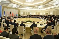 نشست کشورهای عضو سازمان همکاری شانگهای در تاشکند