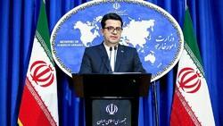 Mousavi foreign ministry spokesman