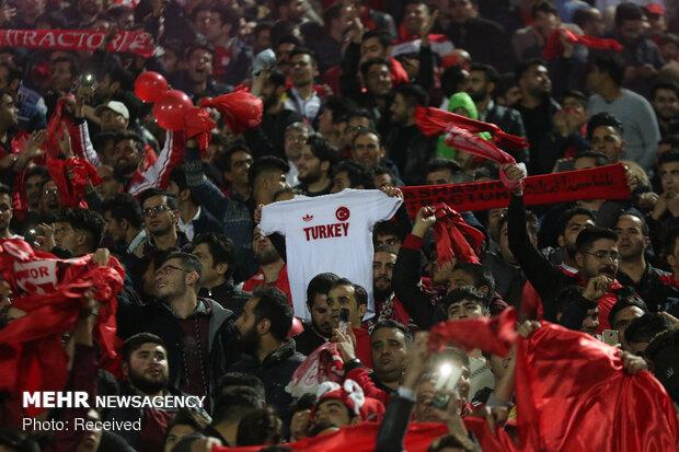 Tractor Sazi 2-4 Esteghlal: IPL 9th matchday