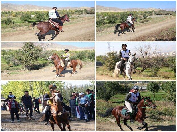 نفرات برتر رقابت های اسب سواری استقامت قهرمانی کشور معرفی شدند