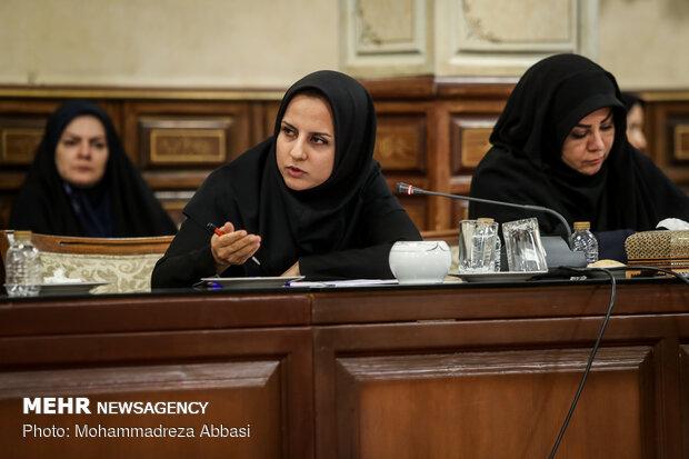 نشست هم اندیشی نخبگان و فعالین حوزه آسیب های اجتماعی با رئیس قوه قضائیه