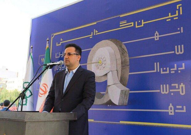 نصب ۶۰ مجسمه از مفاخر ایران اسلامی در میدان مشاهیر