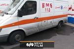 مرگ یک بیمار به دلیل پنچرشدن آمبولانس توسط همسایه!