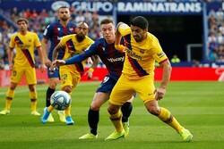 Barcelona şokta! Luis Suarez sakatlandı