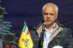 ۳۵۰ خانوار منطقه دربند مهدیشهر از نعمت گاز طبیعی برخوردار شدند
