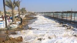خسارت میلیاردی طوفان حارهای «کیار» به زیرساختهای کنارک