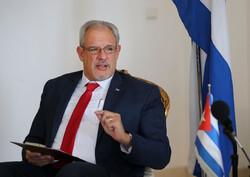Cuban ambassador