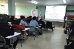 نشست تخصصی هلال شناسی دانشجویان در قزوین برگزار شد