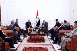 دیدار نخست وزیر عراق با هیأت آمریکایی/ پیام صریح «عبدالمهدی» به واشنگتن