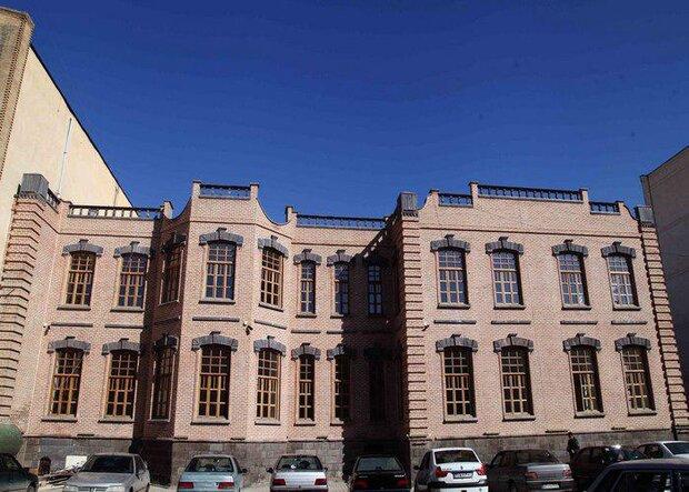 جایزه جهانی خشت طلایی به «عمارت شهرداری اردبیل» رسید