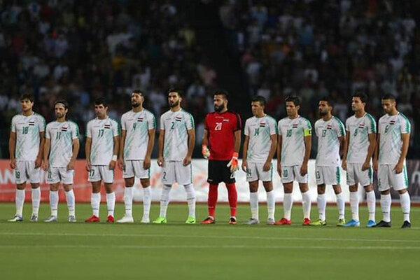 عراق تماشای بازی با ایران را برای تماشاگرانش رایگان کرد