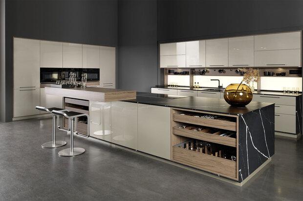 اصول دیزاین دکوراسیون اتاق خواب و آشپزخانه + مدل و عکس