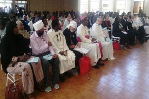 کنفرانس «وحدت برای خدا، وحدت در خدا» در کنیا برگزار شد