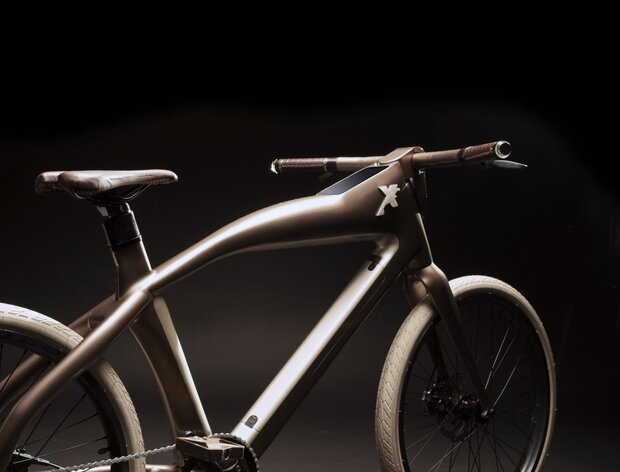 دوچرخه ای با فناوری شناسایی صورت ساخته شد