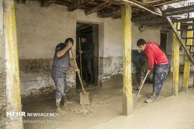 تعمیر و احداث ۱۳ هزار واحد مسکونی مددجویان سیلزده پایان یافت