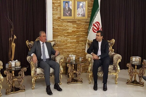 Iran, Iraq's KRG eye boosting economic coop.