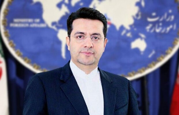 Iranian FM spox reacts to remarks of Mnuchin, Hook