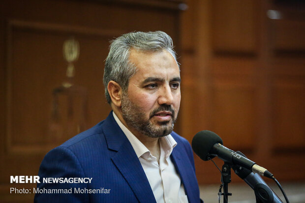 New head of Tehran Revolutionary appointed in a ceremony