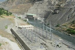 Sardasht hydroelectric power plant comes on stream