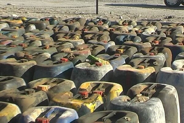 Police seize 2,000 liters of smuggled fuel in NW Iran