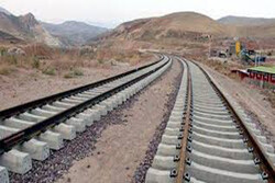Mianeh-Bostan Abad Railway officially starts operation