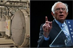 Democratic candidate Sanders calls on US to rejoin Iran nuclear deal