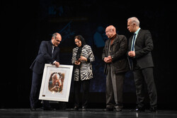 Commemoration ceremony of maestro 'Ali Tajvidi'