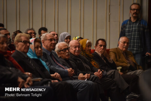 Commemoration ceremony of maestro 'Ali Tajvidi' marked