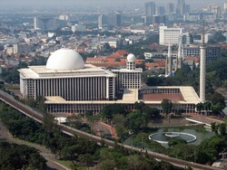 Why you cannot afford to miss Jakarta's Istiqlal Mosque