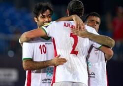 Iran beats powerful Spain to win Dubai Inter-continental Beach Soccer Cup for 3rd time