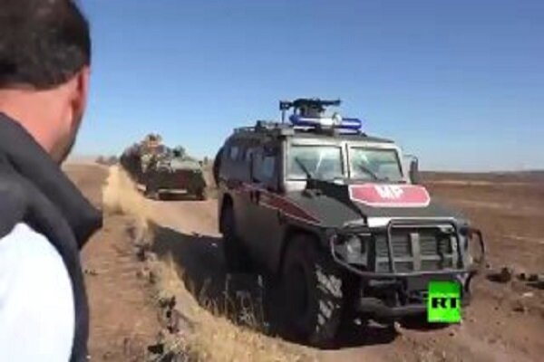 VIDEO: Some Kurds hurled stones, eggs at Turkey military convoy