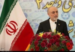 Iran producing more low-enriched uranium daily: Salehi