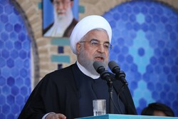 Inaugurated factories in Kerman established under JCPOA: Rouhani