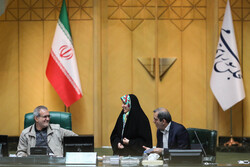 Iranian Parliament's Sunday session