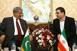 Pakistani parliamentary delegation in Tehran to strengthen ties