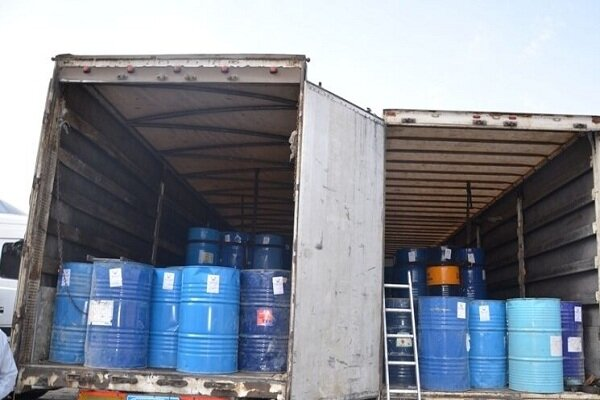 Police seize 30,500 million liters of smuggled fuel in Bushehr