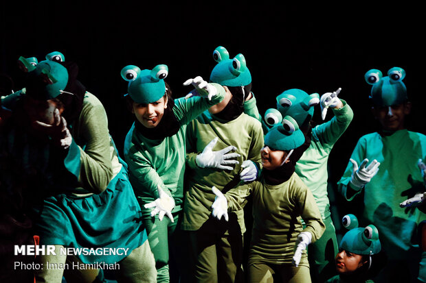 26th intl. theater festival for children and teenagers
