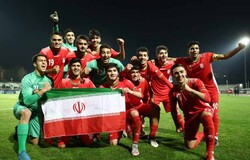 Iran U19 football team