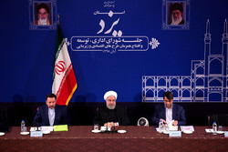 Iran open to talks but not to bowing to pressures: Rouhani