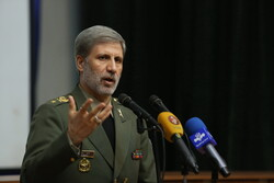 Iran warns against militarizing Indian Ocean: Gen. Hatami