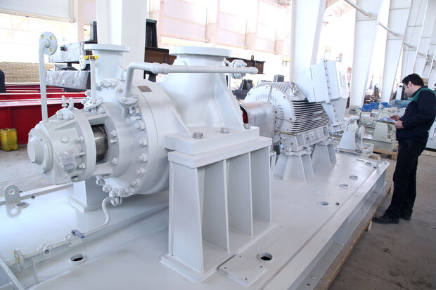 Iranian firm plans for mass-production of multiphase pumps