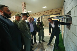 1st Intl. Humanitarian Demining Training Center in Tehran