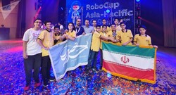Iranian students shine at RoboCup Asia Pacific 2019