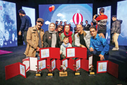 Hamedan children's theater festival wraps up