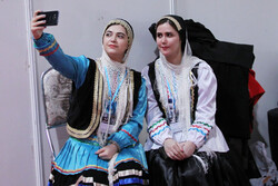 Gorgan festival showing deliciousness of nomadic arts, crafts, dishes and rituals