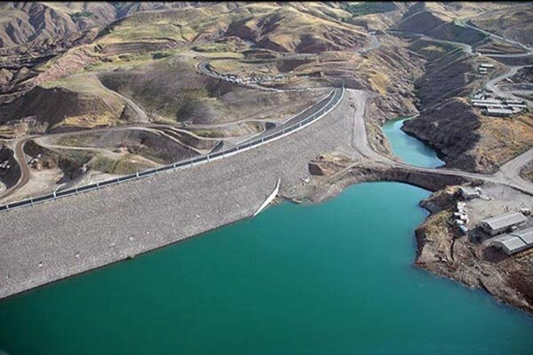 Iran's dams 70% full: energy min.