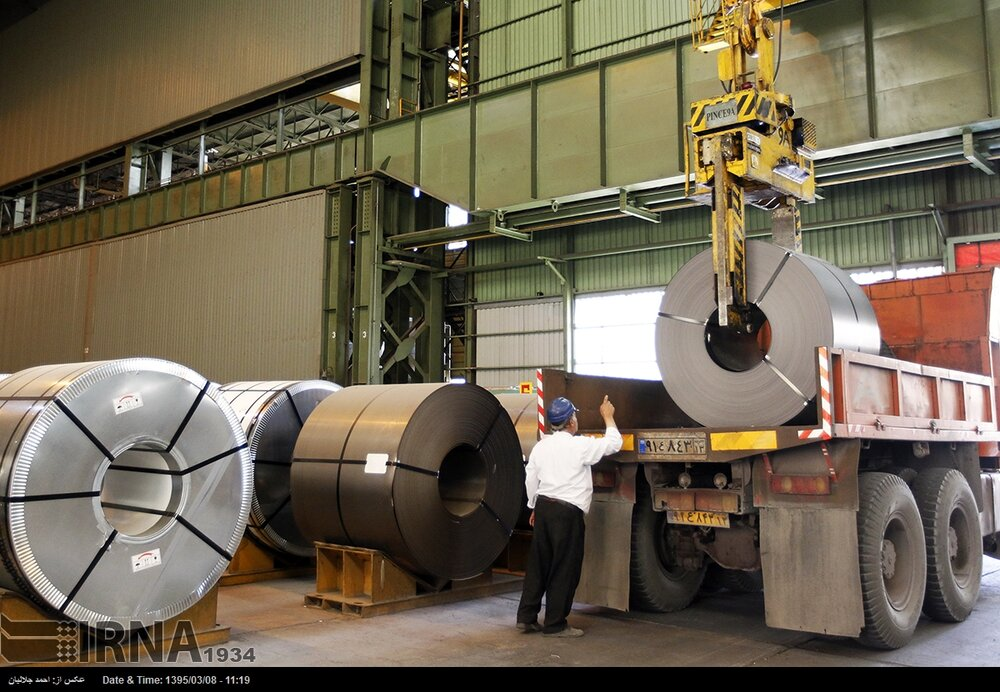 Steel exports by major producers up 8% in 7 months on year