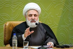 Hezbollah deputy chief describes Iran as head of 'resistance axis'